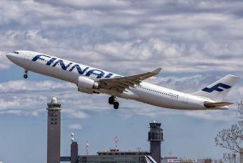 OH-LTR - Finnair Airbus A330-300