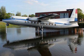 PH-NIV - Private Fokker F27
