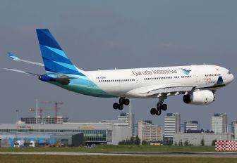 PK-GPH - Garuda Indonesia Airbus A330-200