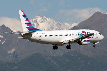 OM-GTA - Go2Sky Airline Boeing 737-400