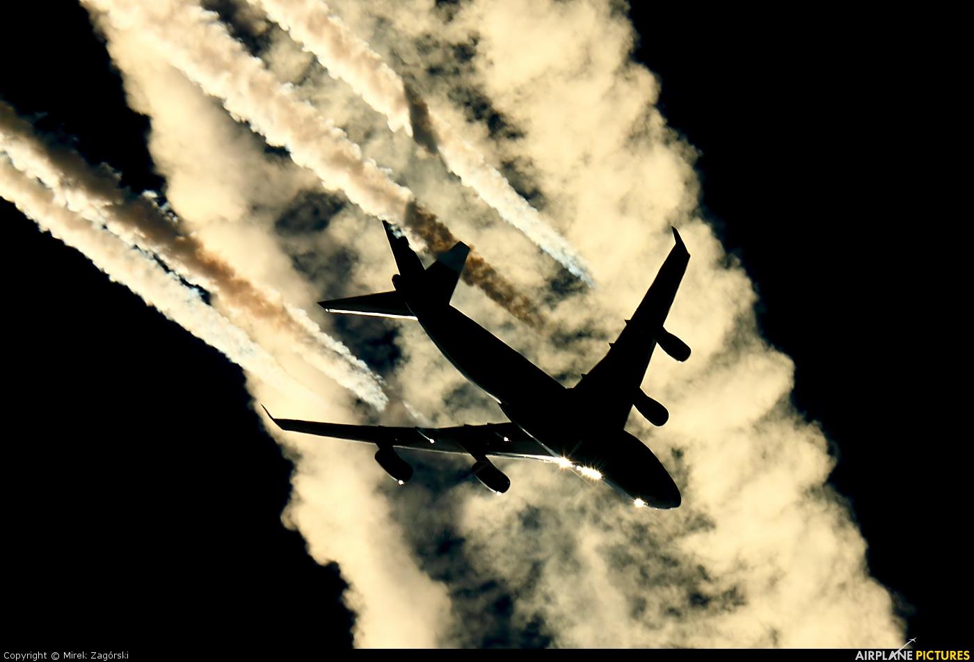 Cargolux LX-SCV aircraft at Off Airport - Poland
