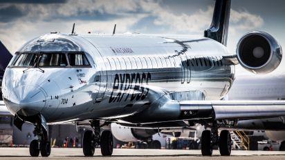 C-FDJZ - Air Canada Express Canadair CL-600 CRJ-700