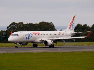 EC-LKX - Air Europa Embraer ERJ-195 (190-200)