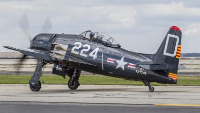 N1DF - Private Grumman F8F Bearcat