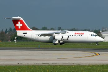 HB-IXT - Swiss British Aerospace BAe 146-300/Avro RJ100