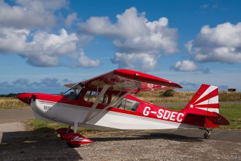 G-SDEC - Private American Champion 8KCAB Super Decathlon