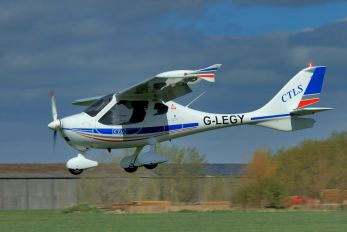 G-LEGY - Private Flight Design CTLS
