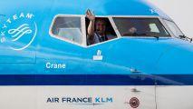 PH-BXG - KLM Boeing 737-800 aircraft
