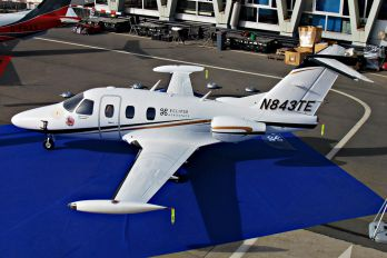 N843TE - Private Eclipse EA500