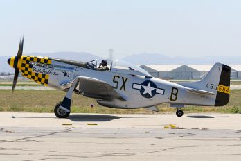 NL7TF - Private North American P-51D Mustang