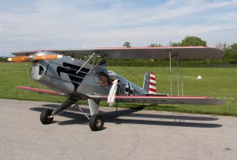 I-A134 - Private Bücker Bü.131 Jungmann