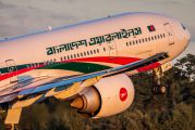 S2-AFO - Biman Bangladesh Boeing 777-300ER aircraft