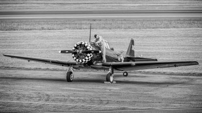 N512SE - Historic Flight Foundation North American Harvard/Texan (AT-6, 16, SNJ series)