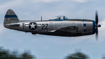 NX7159Z - Private Republic P-47D Thunderbolt