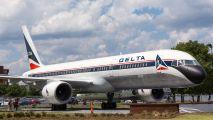 N608DA - Delta Air Lines Boeing 757-200 aircraft