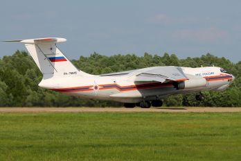 RA-76845 - Russia - МЧС России EMERCOM Ilyushin Il-76 (all models)