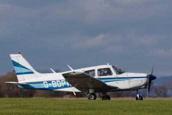 G-BDPA - Private Piper PA-28 Warrior