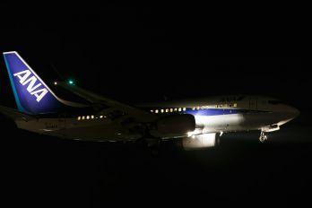 JA04AN - ANA - All Nippon Airways Boeing 737-700