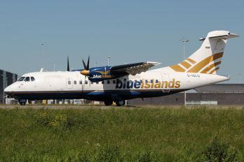 G-ISLG - Blue Islands ATR 42 (all models)