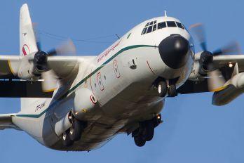 7T-VHL - Air Algerie Lockheed L-100 Hercules