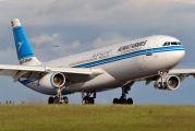 9K-ANB - Kuwait Airways Airbus A340-300 aircraft