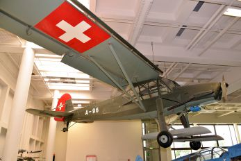 A-96 - Switzerland - Air Force Fieseler Fi.156 Storch