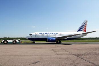 EI-DTV - Transaero Airlines Boeing 737-500