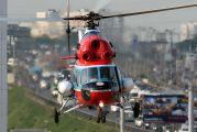 - - DOSAAF / ROSTO Mil Mi-2 aircraft