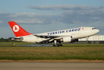 TC-JCY - Turkish Airlines Airbus A310F