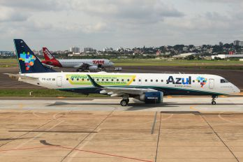 PR-AZE - Azul Linhas Aéreas Embraer ERJ-190 (190-100)