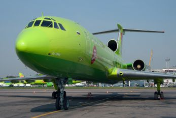 RA-85829 - S7 Airlines Tupolev Tu-154M