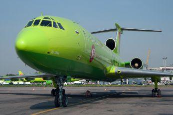 RA-85829 - S7 Airlines Tupolev Tu-154M