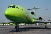 RA-85829 - S7 Airlines Tupolev Tu-154M aircraft
