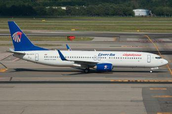 SU-GCO - Egyptair Boeing 737-800