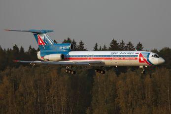 RA-85319 - Ural Airlines Tupolev Tu-154B-2