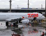 PT-MXI - TAM Airbus A321 aircraft