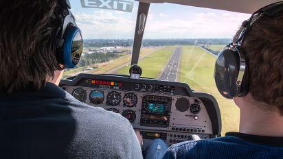 PH-SVT - Vliegclub Rotterdam Robin DR.400 Ecoflyer
