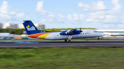 V2-LET - LIAT de Havilland Canada DHC-8-300Q Dash 8
