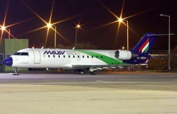 HA-LND - Malev Canadair CL-600 CRJ-200