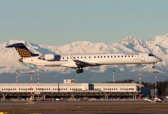 D-ACNA - Eurowings Canadair CL-600 CRJ-900