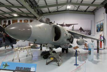 XZ499 - Royal Navy British Aerospace Sea Harrier FA.2