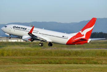 VH-VZX - QANTAS Boeing 737-800