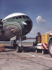 SU-ALM - United Arab Airlines de Havilland DH.106 Comet 4C