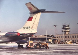 CCCP-65609 - Aeroflot Tupolev Tu-134