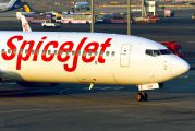 VT-SGD - SpiceJet Boeing 737-800 aircraft