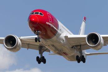 EI-LNC - Norwegian Long Haul Boeing 787-8 Dreamliner