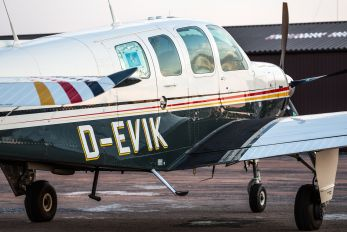 D-EVIK - Private Beechcraft 36 Bonanza