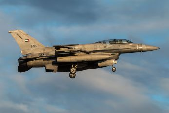 3015 - United Arab Emirates - Air Force Lockheed Martin F-16F Desert Falcon