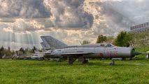4205 - Poland - Air Force Mikoyan-Gurevich MiG-21PFM aircraft