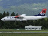 YU-ALO - Air Serbia ATR 72 (all models) aircraft